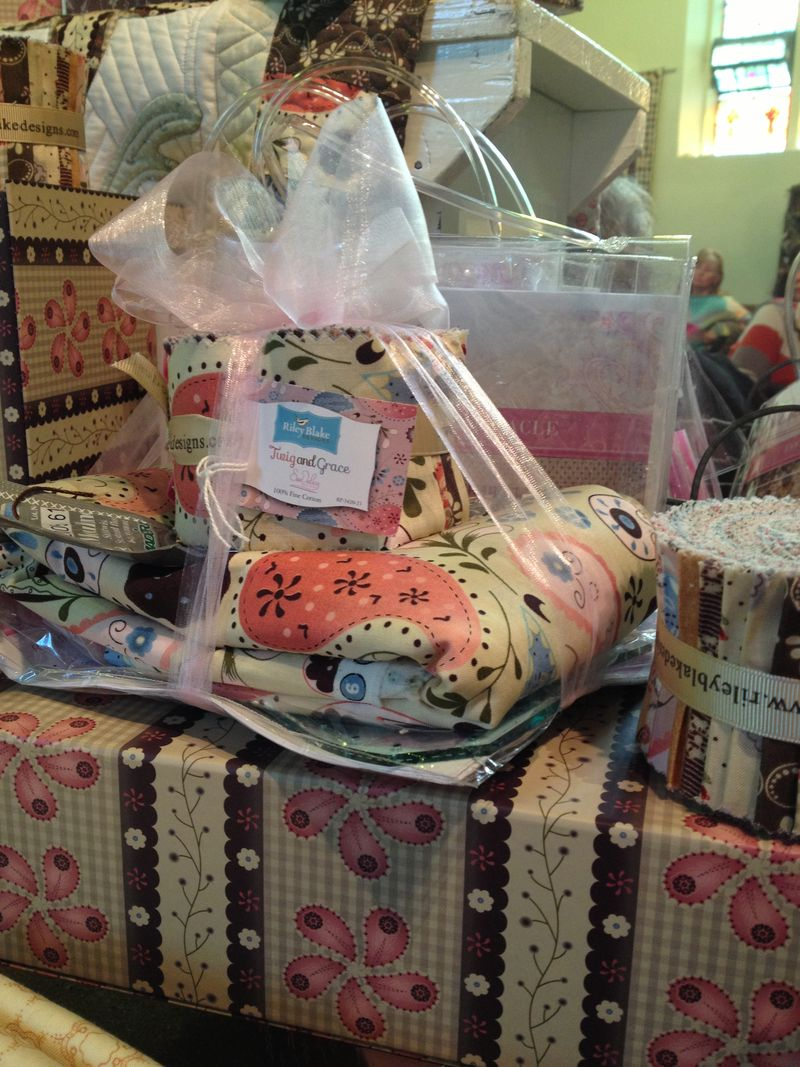 Grace Kit with Fussy Print Box
