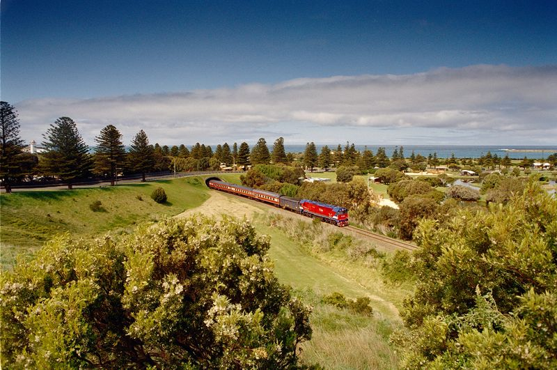VLine Train to Warrnambool